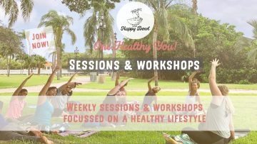 One Healthy You! | Sessions & workshops