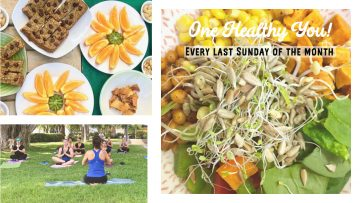 One Healthy You! | Every Last Sunday of the Month!